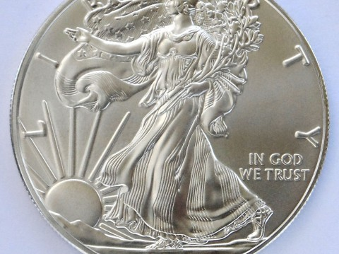 2016 American Eagle 1 oz 999 Silver Bullion Coin