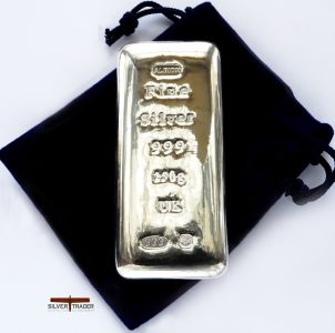 2018 Albion 250 Gram Sheffield Hallmarked Silver Bullion Bar