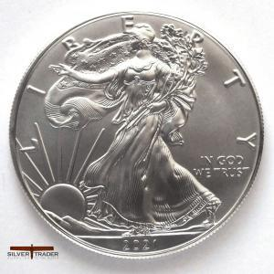 2021 American Eagle 1 oz 999 Silver Bullion Coin